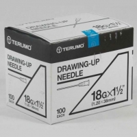 Drawing Up Needle 18G 1.2mm x 38mm