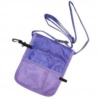 Nurses Pouch w/Strap Medium Violet