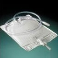 CONVEEN STANDARD OVERNIGHT BAG STERILE 1500ML, EACH