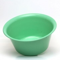 Green Deep Lotion Bowl 240mm