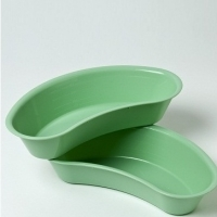 KIDNEY DISH 160MM 200ML GREEN, EACH
