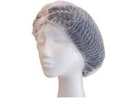 SafetyCare Crimped beret Cap N-Woven Blu, Box 100