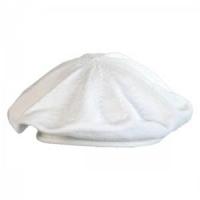 Acti-Care White Beret Round, Box 100