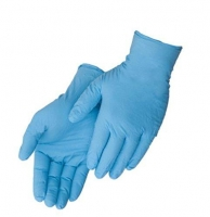 Gloves Nitrile Powder-Free Blue, X-Large, Box 100 (Acticare)