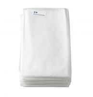 AAXIS NON-WOVEN BED STRETCHER COVER WHITE, BOX 100