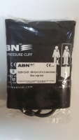 ABN ADULT CUFF AND BLADDER SET BURGUNDY 54CMx15CM, EACH