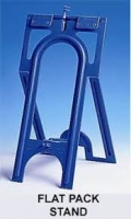 SIMPLA FLAT PACK CATHETER BAG STAND