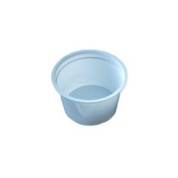 DISPOSABLE DENTURE CUPS 250ML, PKT 50