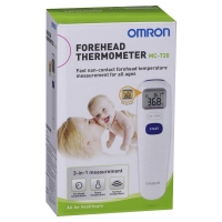 OMRON NOTOUCH FOREHEAD THERMOMETER, EACH