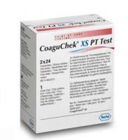 Coagucheck XS PT Strips, Box48