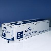 Multigate Syringe 5ml L-Slip