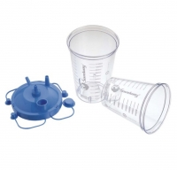 SUCTION PUMP CANNISTER DISPOSABLE 850CC, EACH