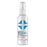 MUNDICARE BURNAID BURN GEL SPRAY 50ML, EACH