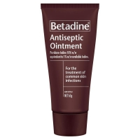 BETADINE ANTISEPTIC OINTMENT 65G, EACH