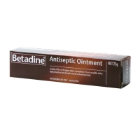 BETADINE ANTISEPTIC OINTMENT 25G, EACH