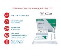 COVID19 Rapid Antigen Test, Box 20 - Click for more info