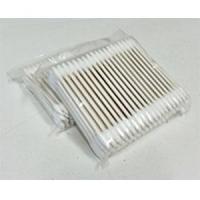 Cotton Tip 7.5cm Double Ended Plastic 10, Box 100