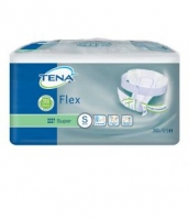 TENA FLEX SUPER SMALL, PKT 30