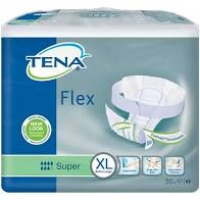 TENA FLEX SUPER X-LARGE, PKT 30