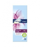TENA ACTIVE LINER X-LONG, PKT 24