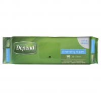 DEPEND WIPES 19100 PKT 50
