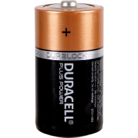 BATTERY DURACELL C, Pkt 12
