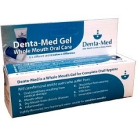 DENTA-MED WHOLE MOUTH GEL 5ML SACHETS, BOX 35