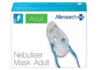 ALLERSEARCH RAPIDFLO ADULT MASK, EACH