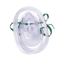 Oxygen Mask with 210cm Tubing (Adult), each