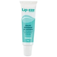 Peppermint Lip Ointment 15g
