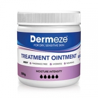 Dermeze Sensitive Skin Ointment 500g, each