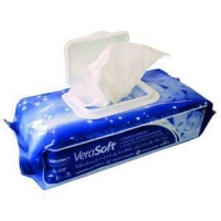 VeraSoft Moist Adult Wipes 64`s