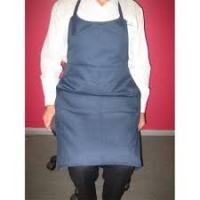 PATIENT SMOKING APRON, EACH
