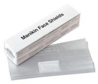 Manikin Resusci Face Shields