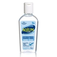 Aqium Anti-Bacterial Hand Gel 70ml