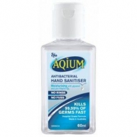 Aqium Anti-Bacterial Gel 60ml, each