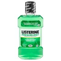 Listerine FreshBurst Mouthwash 250ml, EACH