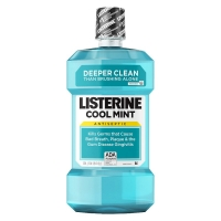 LISTERINE COOLMINT MOUTHWASH 1L, EACH