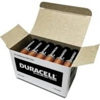 BATTERY DURACELL AA, Pkt 24