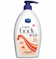 Enya Body Wash Milk & Honey 1 Litre, each