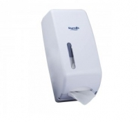 ULTRASOFT 2PLY INTERLEAVED TOILET TISSUE DISPENSER EACH