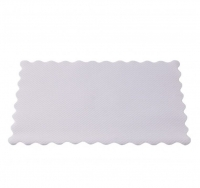 PLACEMATS WHITE CAPRICE 240MM x 355MM, CTN 2000