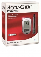 ACCU-CHEK PERFORMA KIT, EACH