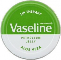 Vaseline Lip Therapy Petroleum Jelly Balm, Aloe Vera 20g