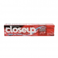 Toothpaste Close Up Gel Red Hot 160g, each