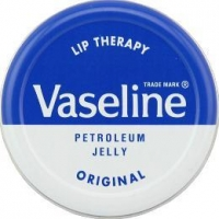 Vaseline Lip Therapy Petroleum Jelly Balm, Original 20g