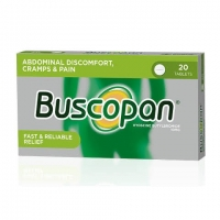 Buscopan 10mg, Pkt 20