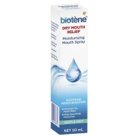 BIOTENE DRY MOUTH RELIEF 50ML, EACH