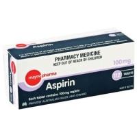 ASPIRIN TABLETS 100MG