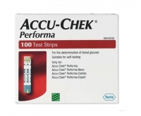 ACCU-CHEK PERFORMA CONTROL SOLUTION EACH